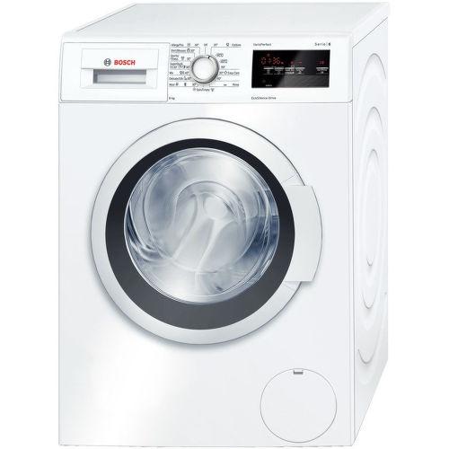 BOSCH WAT24360BY, biela práčka plnená spredu