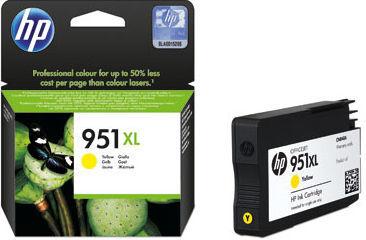 HP CN048AE YELLOW XL náplň No