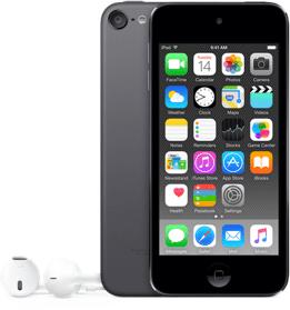 Apple iPod Touch 32GB (šedý)