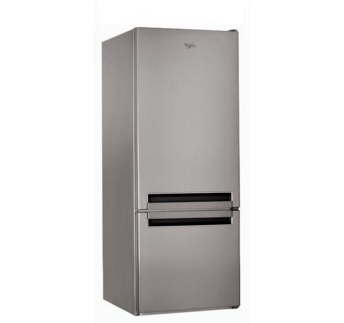 WHIRLPOOL BLF 5121 OX - nerezová kombinovaná chladnička