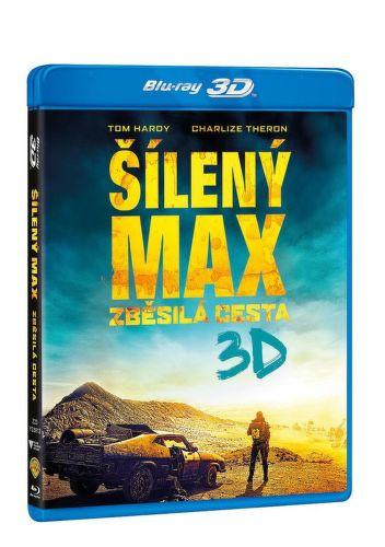 Šílený Max: Zběsilá cesta (3D+2D) - Blu-ray film