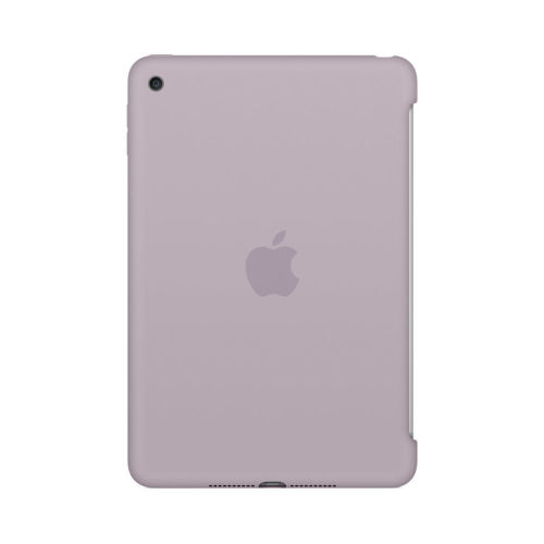 APPLE iPad mini 4 Silicone Case - Lavender MLD62ZM/A