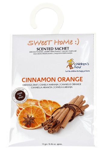 LCDLA SweetHome škorica -pomaranč, prírodná vôňa