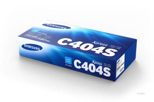 SAMSUNG CLT-C404S cyan - toner