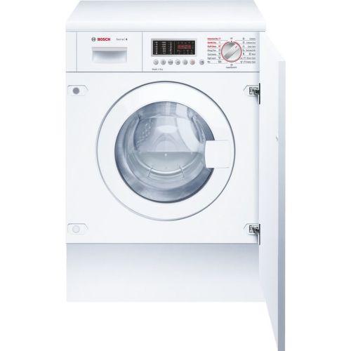 Bosch WKD28541EU, Vstavaná práčka so sušičkou