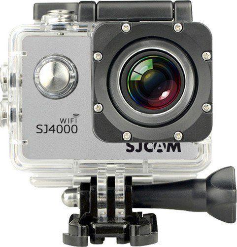 Sjcam SJ4000 WIFI (stříbrná) - sportovní kamera