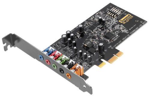 Creative SB AUDIGY FX, PCIE - int