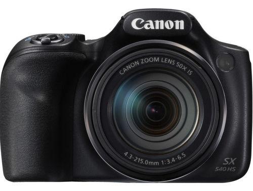 Canon PowerShot SX540 HS (čierny)
