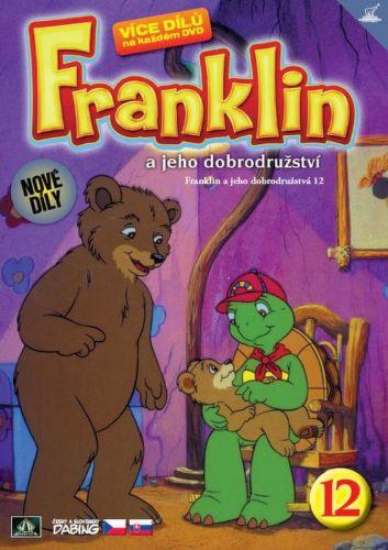 FRANKLIN A JEHO DOBRODRUŽSTVÍ 12