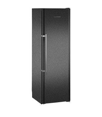 Liebherr KBbs 4350, čierna jednodverová chladnička