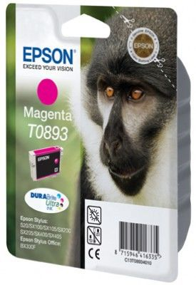 EPSON T08934020 MAGENTA cartridge, blister