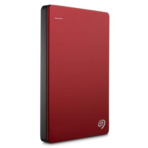 Seagate Backup Plus Slim 1TB (červený)