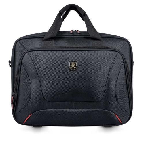"PORT Courchevel Toploading (čierna) - 15.6"" taška"