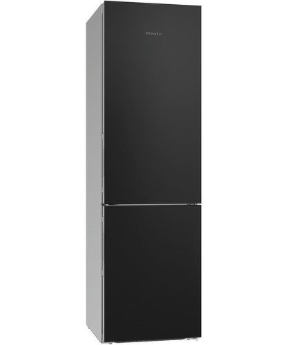 Miele KFN 29233 D bb - čierna kombinovaná chladnička