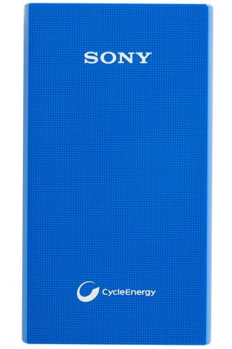 Sony CP-E6 powerbanka 5800 mAh, modrá