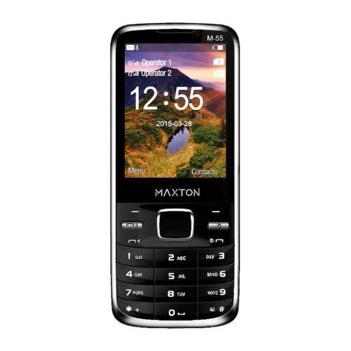 Maxton M55 Dual SIM, Klasický mobil