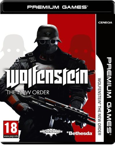 BETHESDA Wolfenstein:TheNew, PC hra