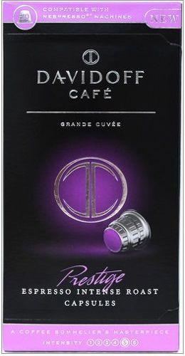 DAVIDOFF Café Prestige 5,5g, Kapsulová k