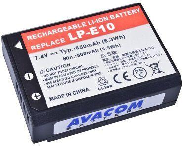 AVACOM DICA-LP10-055, Batéria pre foto