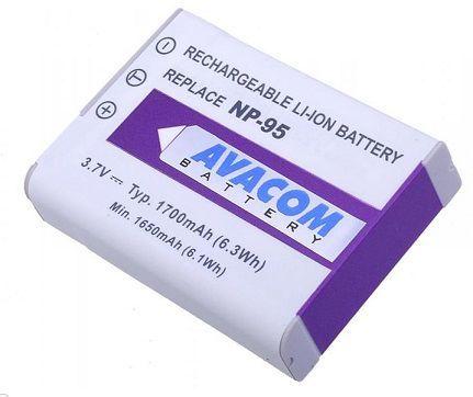 AVACOM DIFU-NP95-351, Batéria pre foto