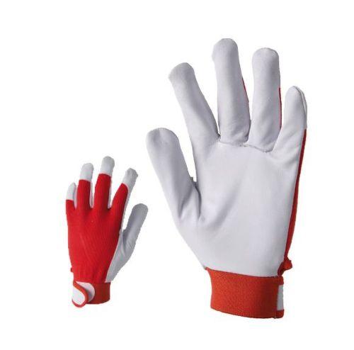 kombinovane-pracovne-rukavice-hobby-cervene