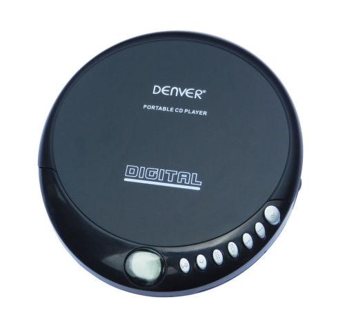 DENVER DM-24, Prenosný CD prehrávač