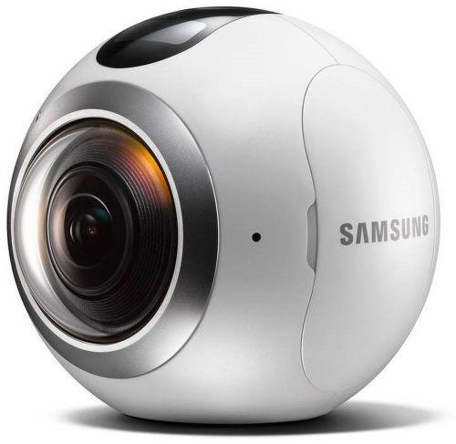 Samsung Gear 360 (SM-C200NZWAXSK)