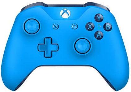 Microsoft Xbox One S Controller (modrá) - herný ovládač