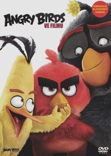 Angry Birds ve filmu - DVD film
