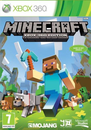 XBOX360 - Minecraft
