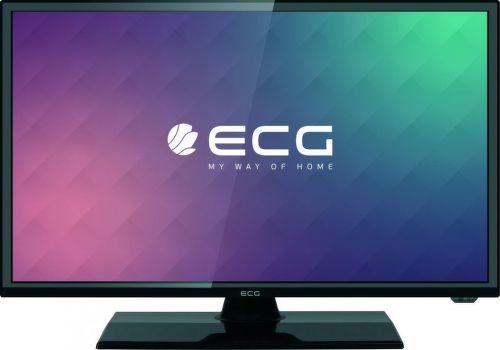 ECG 24 H01T2S2 LED TV (čierny)