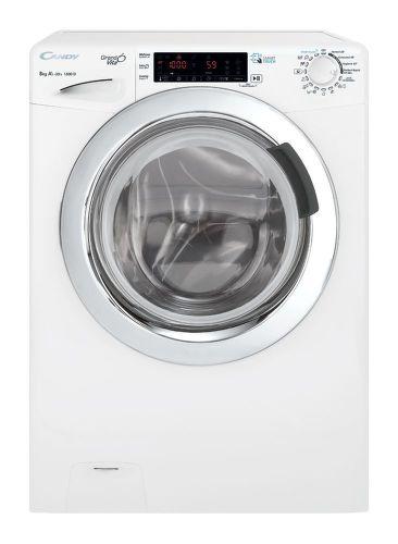 CANDY GVS44 138TWHC3-S, biela slim smart práčka plnená spredu