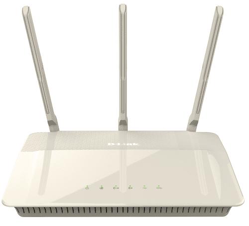 D-LINK DIR-880L AC1900, WiFi router