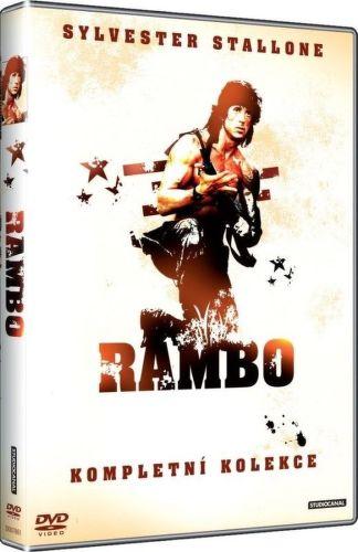 BONTON Rambo 1-3, DVD film
