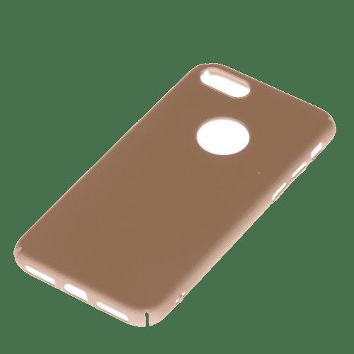 Winner iPhone 7 Velvet hnedé puzdro na mobil