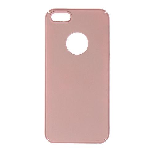 Winner iPhone 5 Velvet ružové puzdro na mobil