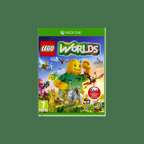 LEGO Worlds - Xbox One hra