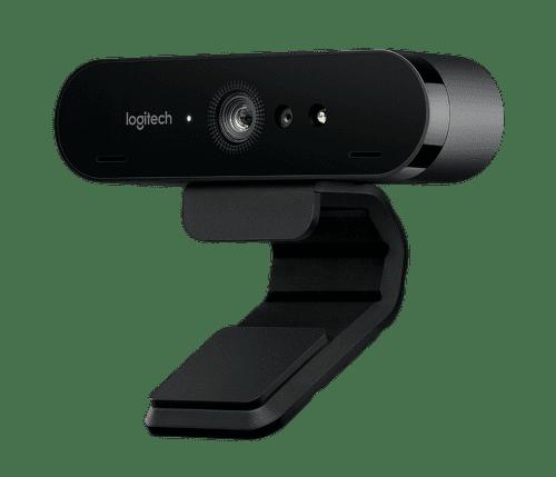 LOGITECH Brio, 4K webkamera