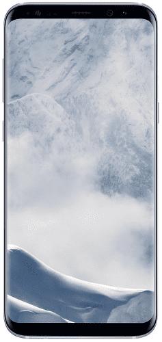 SAMSUNG Galaxy S8Plus_Artic Silver
