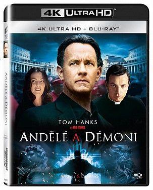 Bonton Andělé a démoni, UHD + BD
