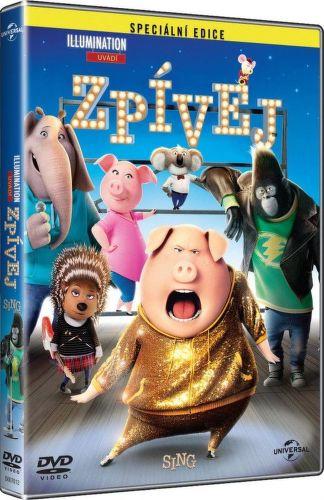 Bonton Zpívej DVD