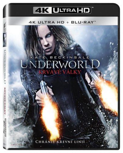 Bonton Underworld: Krv., UHD + BD