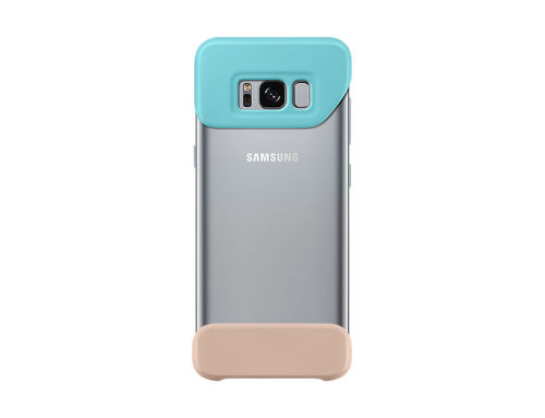 Samsung 2Piece Cover EF-MG950 Galaxy S8 zelený