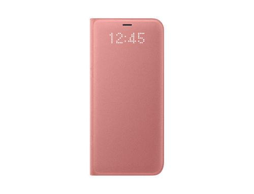 Samsung LED View Cover EF-NG950PP Galaxy S8 ružové