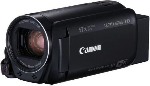 CANON LEGRIA HF R86 BLK, Kamera
