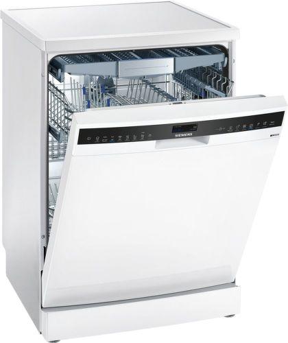 SIEMENS SN258W06TE, biela smart umývačka riadu