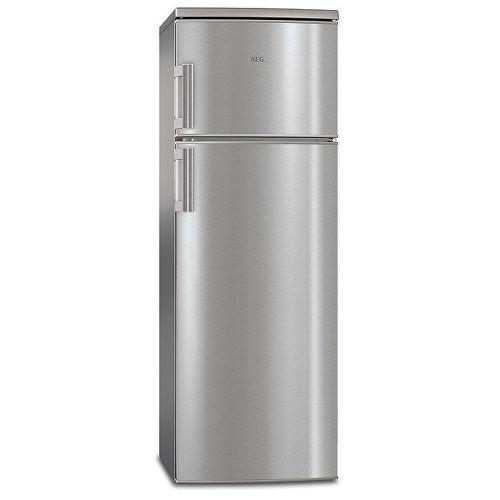 AEG RDB72321AX nerezová kombinovaná chladnička