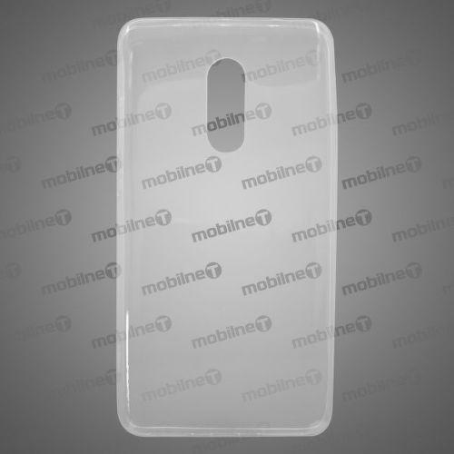 Mobilnet Gumené puzdro Xiaomi Note 4 (transparentné)