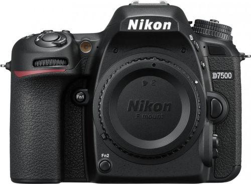 NIKON D7500, Digitálna zrkadlovka