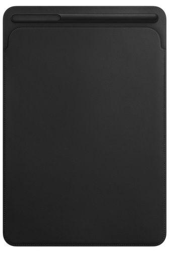 """Apple Leather Sleeve pre Apple iPad Pro 10.5"""" Black"""